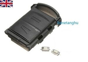 2-Button-Remote-Key-Fob-Case-Repair-Kit-For-Vauxhall-Opel-Corsa-Agila-Meriva