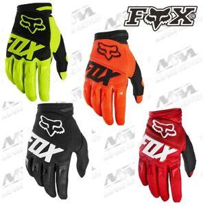 FOX-RACING-DIRTPAW-GLOVE-OFF-ROAD-MX-MTB-BMX-DOWNHILL-MOTOCROSS-22751
