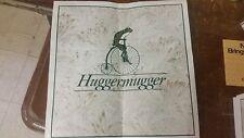 Huggermugger mystery word game Golden Press Western pieces part only instru #146