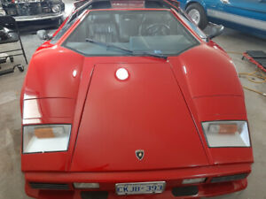 1986 Lamborghini Countach Replica