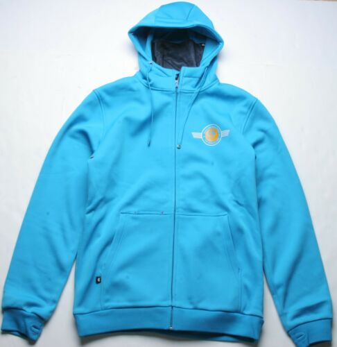 686 LTD Matix Flight Bond Tech Fleece Jacket Cyan L