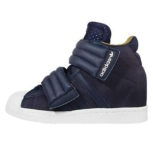 adidas Originals Women's Superstar up W Fashion Sneaker 11