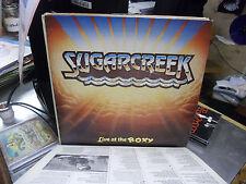 SUGARCREEK Live at the Roxy vinyl LP Beaver EX [AOR]