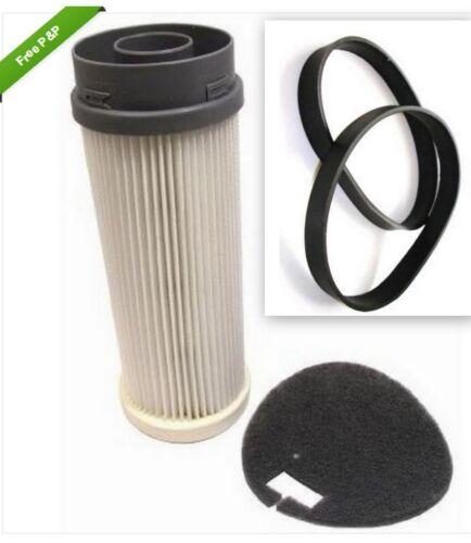 Filtro HEPA /& Cinture Per Vax Power 1 U91-P1 U89-P1-B U91-P1P Pet Pet U90-P1-P