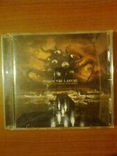 PSILOCYBE LARVAE - THE LABYRINTH OF PENUMBRA -  CD