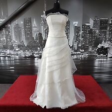 Magnificent Lace up 2 piece (Ivory-Size 10) Wedding, Beach Wedding,Tag says £935
