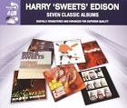 """7 Classic Albums by Harry """"Sweets"""" Edison (Trumpet) (CD, Sep-2013, Real Gone Jazz)"""