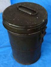 WW2 Wk2:  Feldküche, conteneur thermos Wh original, la soupes des officiers