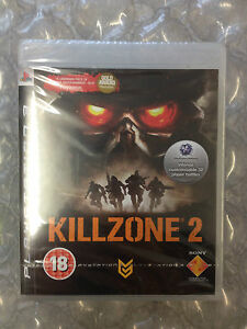 BRAND-NEW-FACTORY-SEALED-KILLZONE-2-FOR-PS3-SONY-PLAYSTATION-3