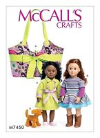 Sewing Pattern Make Doll Carrierclothes Fits American Girl Graceleajulie