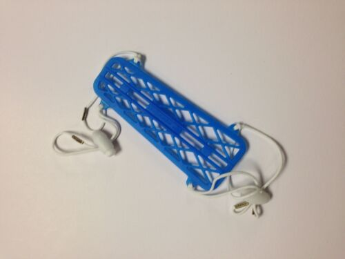 Cartel Archery Beginner Youth Armguard Blue Plastic comfortable