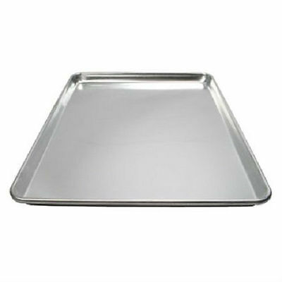 "Professional Aluminum Heavy Duty Kitchen Cookie Sheet Rust Proof Big 22""x16""x1"""