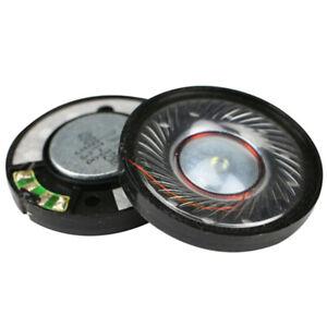 Simple-x1-Remplacement-40-mm-enceinte-conducteur-pour-LINDY-BNX-60-Casque-32ohm