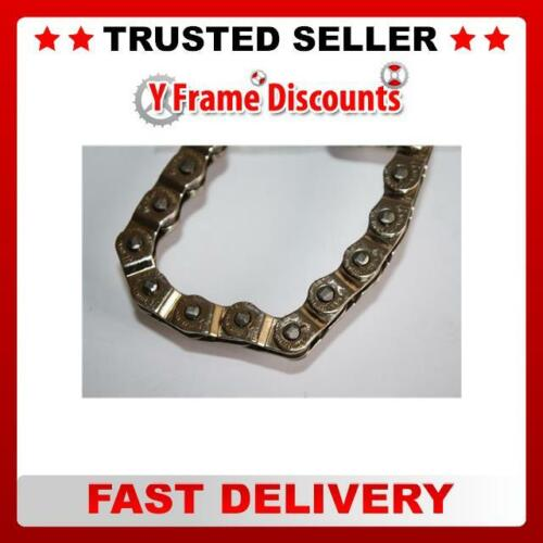 Fixed Wheel and Track Bike Clarks CL918-HL Single Speed Half Link Chain For BMX