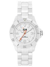 ICE-WATCH Ice-Solid White Unisex Armbanduhr 000623