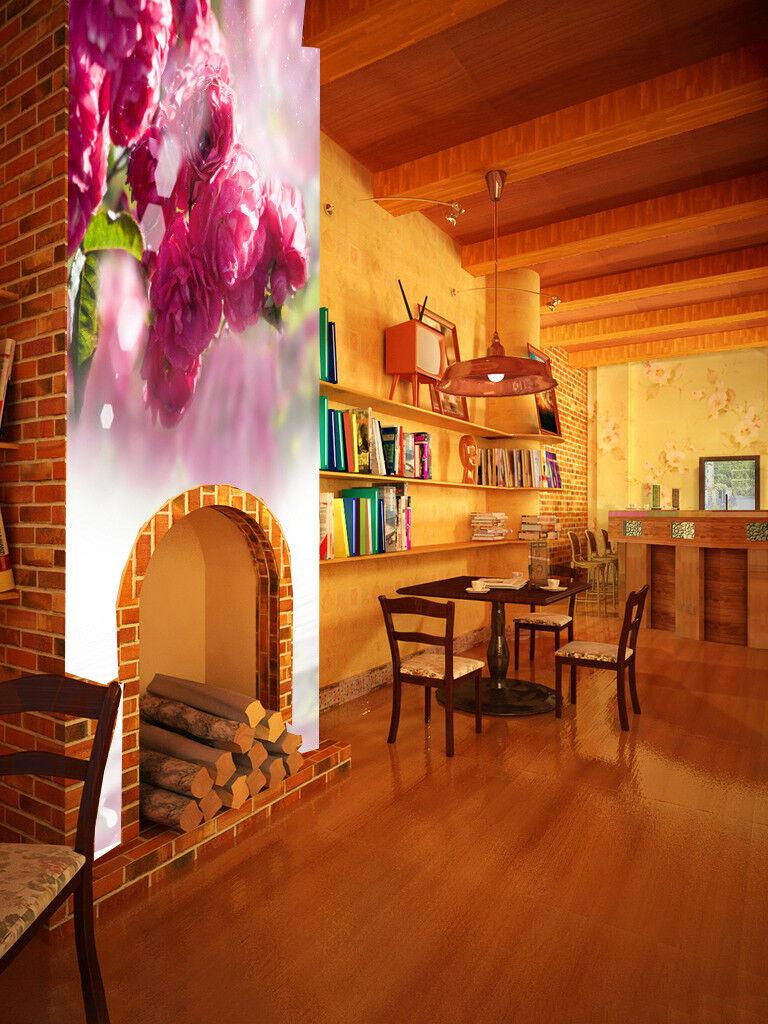 3D May Rosa Rosa Rosa Duft 854 Tapete Wandgemälde Tapete Tapeten Bild Familie DE Summer | Online Outlet Store  |  52ee56