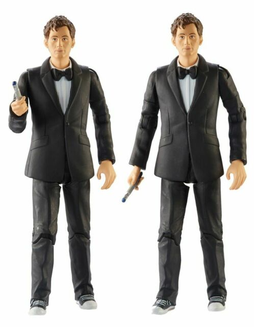 "5""-7"" Figures--Doctor Who - Tenth Doctor in Tuxedo Action Figure"