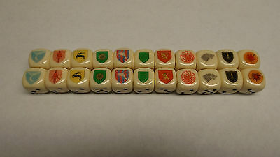 48 Custom 6 Sided Dice Your Logo or Picture