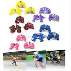 6Pcs Set Elbow Knee Wrist Protective Guard Safety Gear Pads Skate Bicycle Kids