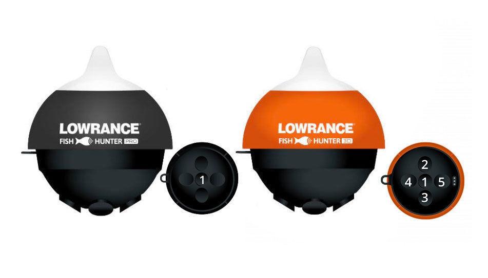 Brand New Niedrigrance Fish Hunter Pro OR Fish Pro Hunter Pro Fish 3D Castable Wireless Sonar 47ce65