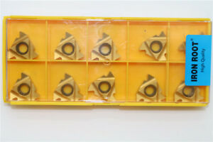 High quality 10P SP400 7115 CNC Carbide Milling insert For steel