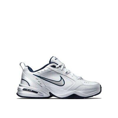 100% Vero 4155445 102 Nike Monarch Iv White/metalllic Silver Saldi Estivi Speciali