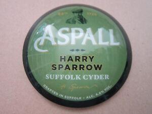 Aspall Harry Sparrow Plastic Round Fish Eye T Bar Pump Badge YDhiHhHO-08054542-759787032