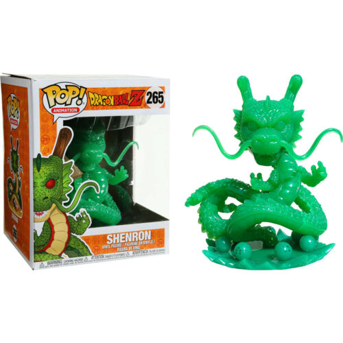 "Dragon Ball Z Shenron Jade 6"" Super Sized Pop Vinyl Figure"