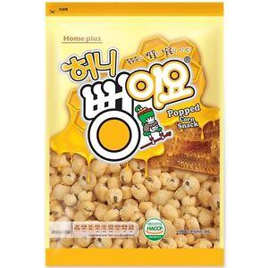 Korean-Sweet-Snack-034-HONEY-PPUNG-I-YO-034-Popped-Corn-Snack-255g