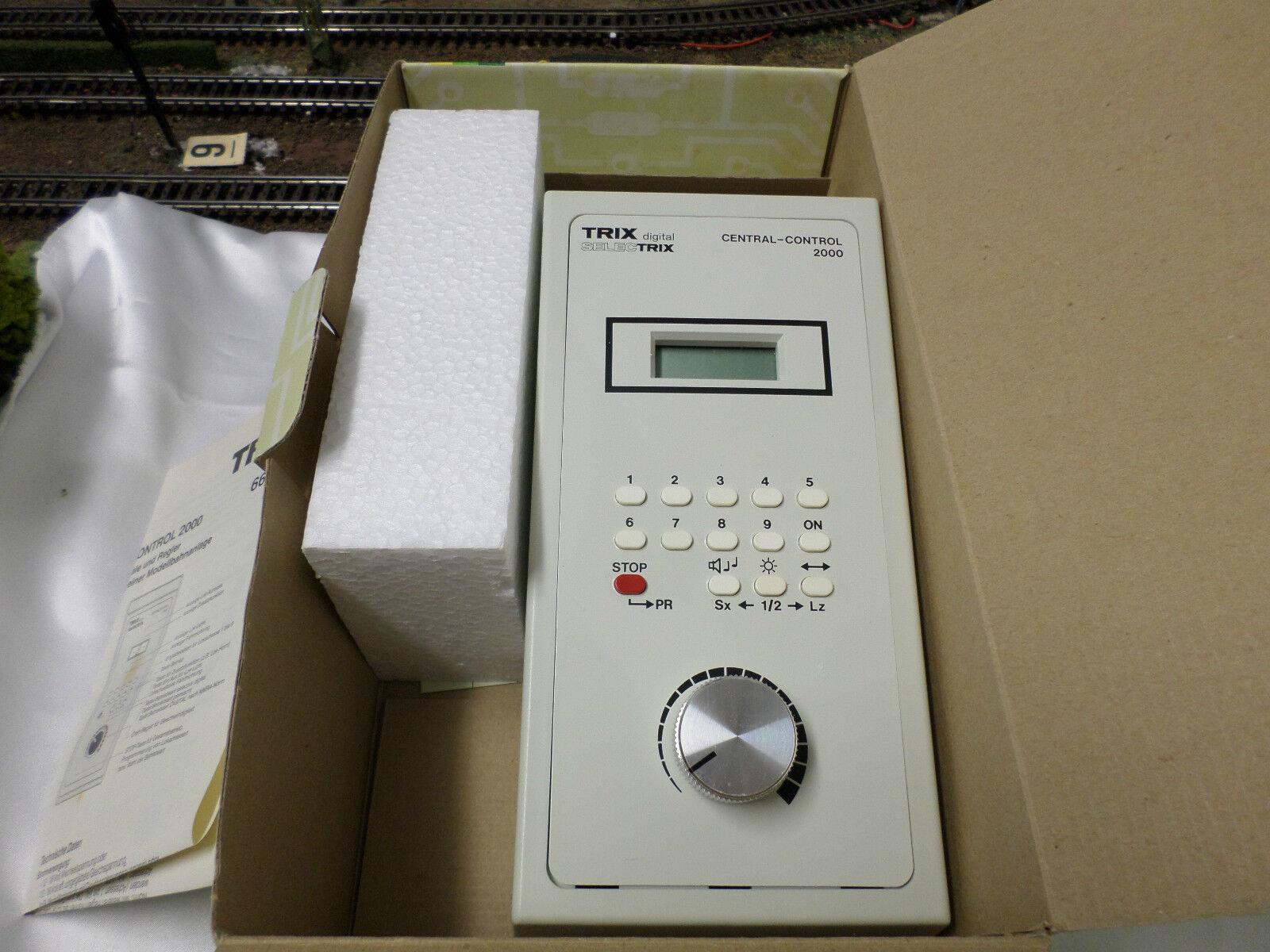 TRIX 66800 Selectrix Digital Controller