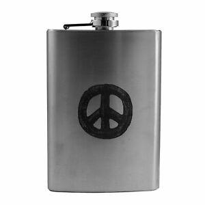 8oz Aegishjalmur Flask L1