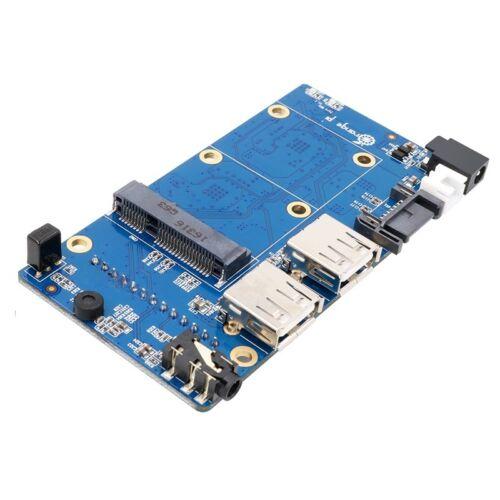 Orange Pi Zero NAS Interface Expansion Board for All Types Models Orange Pi PC