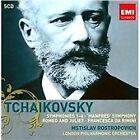 Pyotr Il'yich Tchaikovsky - Rostropovich Edition: Tchaikovsky (2008)