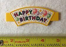 Playmobil Happy Birthday Yellow Sign Victorian Mansion 5511