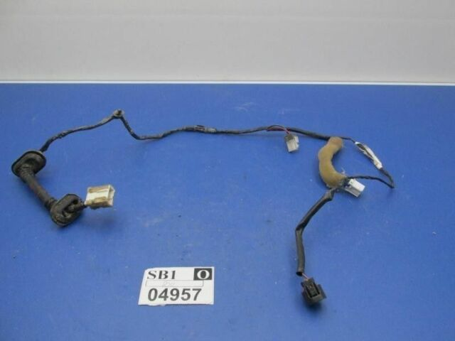 00 2000 Galant Rear Back Left Driver Side Door Wire Wiring