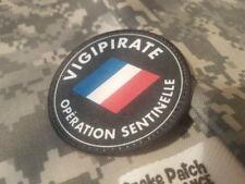 SNAKE PATCH - opération VIGIPIRATE SENTINELLE FRANCE réserve réserviste DEFENSE