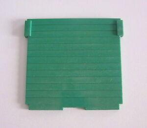 PLAYMOBIL-B3330-WESTERN-Mur-Vert-pour-Drugstore-3424-3462