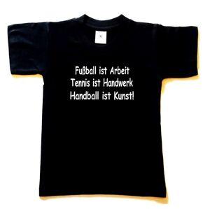 handball sprüche Sprüche Sport T Shirt bedruckt Handball ist Kunst! Schwarz | eBay handball sprüche