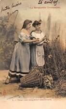 La Marguerite Trompeuse Tiens! une marguerite! Effeuillons-la1905
