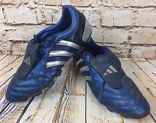 Adidas Predator Pulsion Pulse TRX 2005 FG Mens Football Boots Blue Size 11 UK