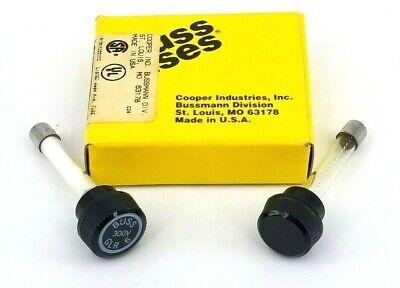 300V FAST ACTING GLR5 5A COOPER BUSSMANN GLR-5 FUSE 10 PACK