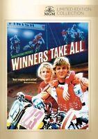 Winners Take All - Dvd - 1987 - Don Michael Paul - All 2014 Release