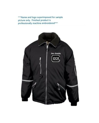Tactical Jacket Personalize with Name and//or Gun Logo