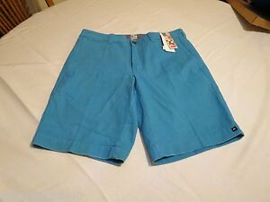 Quiksilver Transcendent 19 blue shorts walking casual 31 Men's NEW AQYWS00052