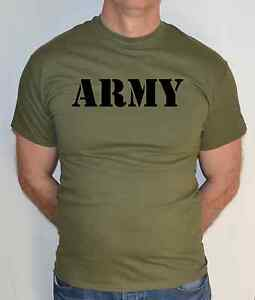 ARMY-MILITARY-SOLDIER-AIRSOFT-COMBAT-GREEN-T-SHIRT