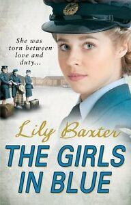 Lily-Baxter-The-Filles-en-Bleu-Tout-Neuf-Format-A-Livraison-Gratuite-Ru