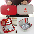 Travel First Aid Kit Emergency Home Camping Bag Bike Car Work Sports Holiday New