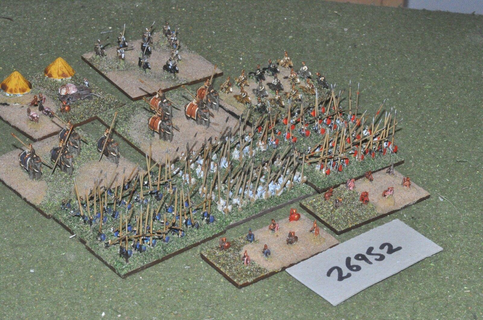 6mm roman era     pyrhic - army 175 figures - inf (26952) ebaa56