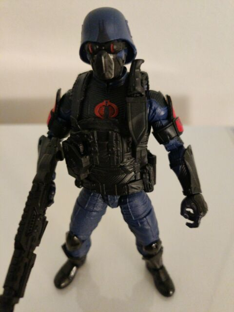 G.I. Joe Classified Series - Cobra Island - Cobra Trooper Action Figure(loose).