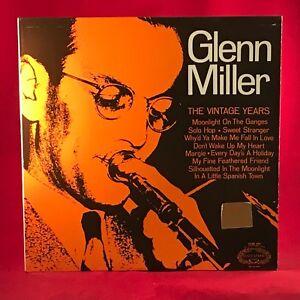 GLENN-MILLER-The-Vintage-Years-UK-vinyl-LP-EXCELLENT-CONDITION